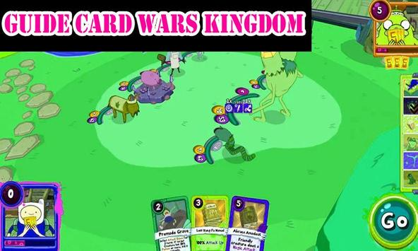 Guide Card Wars Kingdom poster