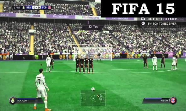 Guide FIFA 15 apk screenshot