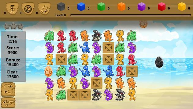 Catch 3: Dino Hunt screenshot 24