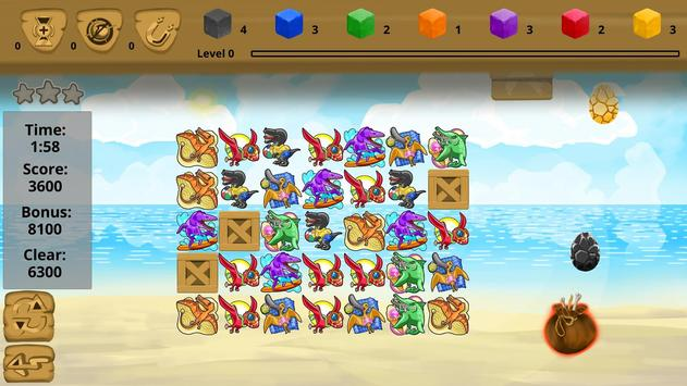 Catch 3: Dino Hunt screenshot 29
