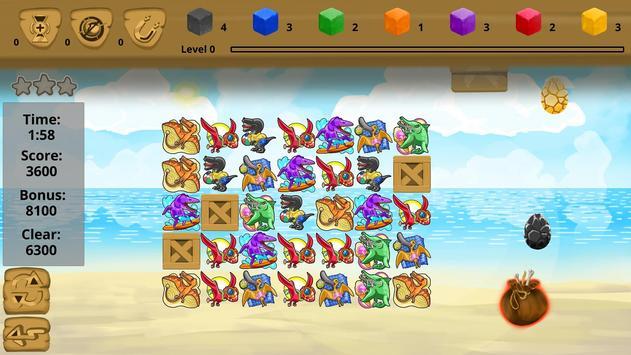 Catch 3: Dino Hunt screenshot 21