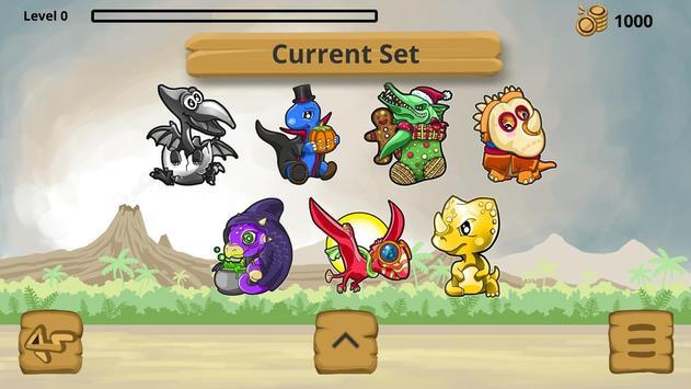 Catch 3: Dino Hunt screenshot 4