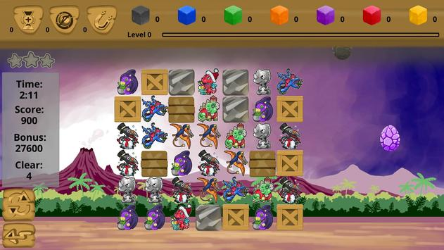 Catch 3: Dino Hunt screenshot 7