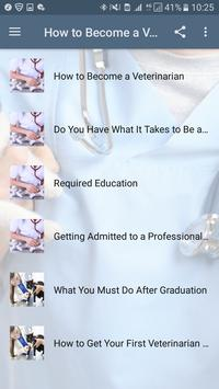 how to become a successful veterinarian