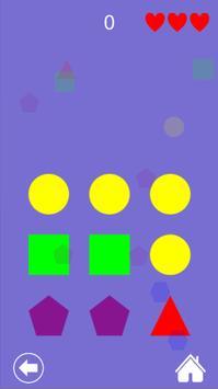 Memo Geometry apk screenshot