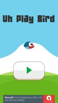 Vh Play Bird poster