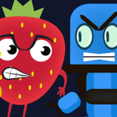 Fruits vs. Robots icon