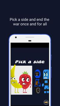 Fruits vs. Robots screenshot 1
