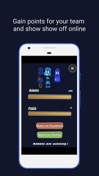 Fruits vs. Robots screenshot 2