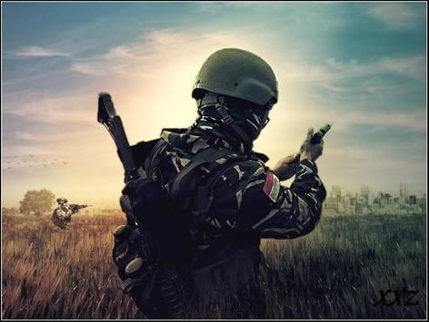 Tentara TNI Wallpaper Keren Baru poster