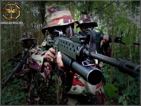 Tentara TNI Wallpaper Keren Baru screenshot 1