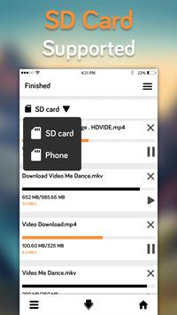 Video downloader-mp4 movie downloader screenshot 1