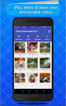 VIDEO DOWNLOADER FULL HD apk screenshot