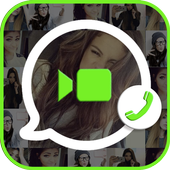 Free Video Call Prank icon