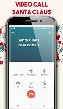 Video Call Santa Claus : Real Santa Is Calling You screenshot 1