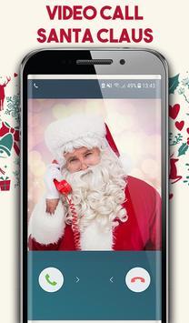 Video Call Santa Claus : Real Santa Is Calling You screenshot 2