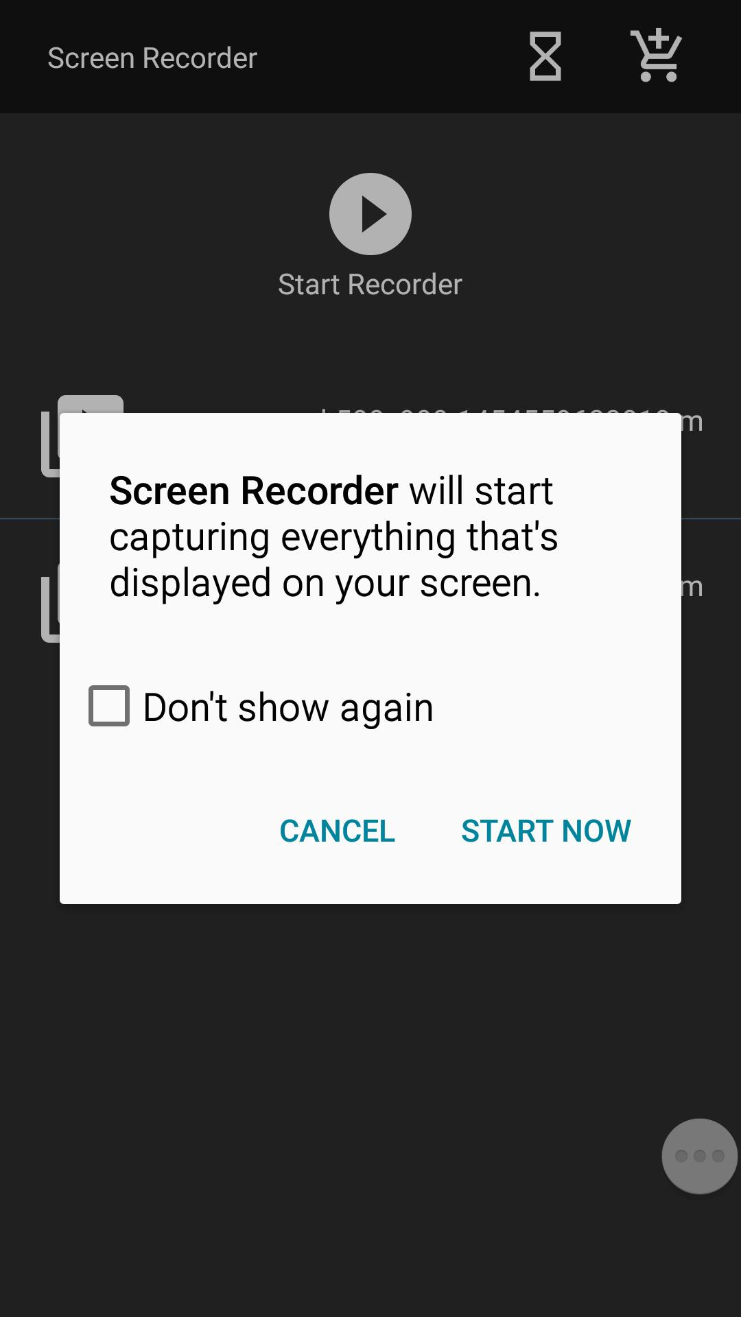 Secret Screen Recorder for Android - APK Download