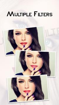 You Makeup - Selfie Editor स्क्रीनशॉट 19