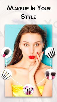 You Makeup - Selfie Editor स्क्रीनशॉट 6