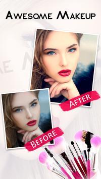 You Makeup - Selfie Editor स्क्रीनशॉट 9
