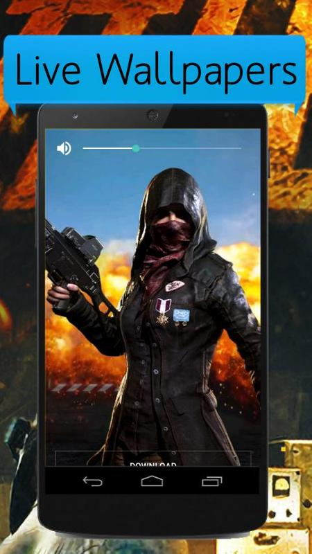 Pubg Live Wallpapers For Android Apk Download