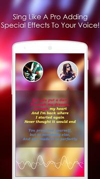 Karaoke Sing in Style apk screenshot