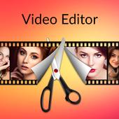 VibeVideo: Video Editor icon