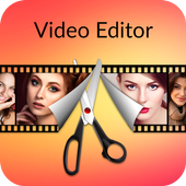 VibeVideo: Video Editor icon