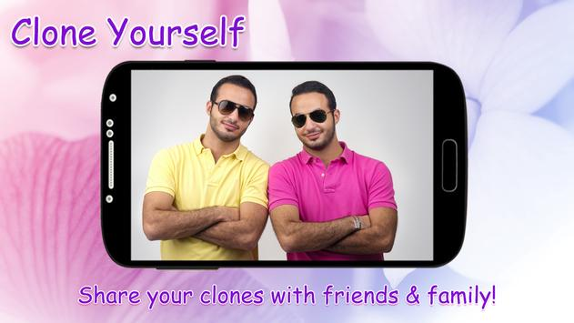 Clone Yourself Twin Camera apk screenshot