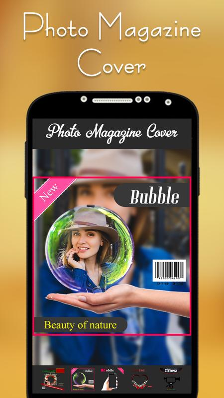 PIP Photo Magazine Frames APK Download - Free Photography APP for ...