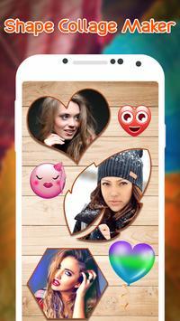 Insta Shapes Collage Maker apk screenshot