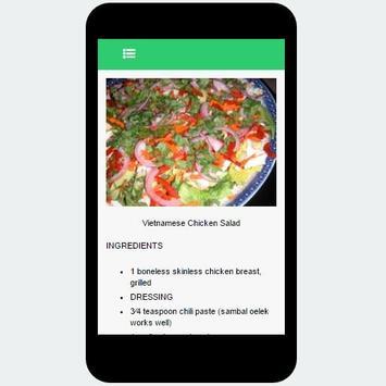 Vietnamese Recipe screenshot 3