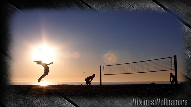 ... Volleyball Wallpaper screenshot 3
