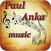 Paul Anka Music icon