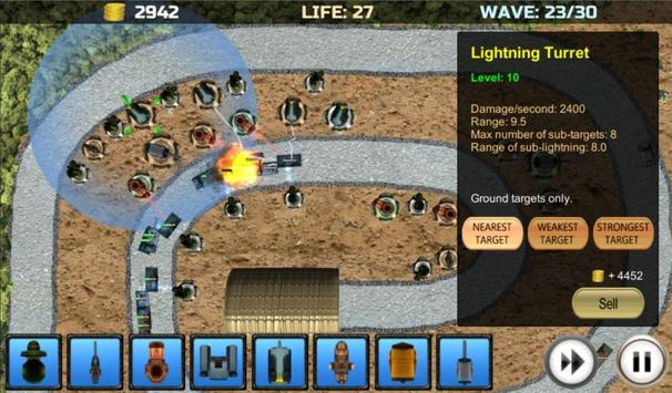 TowerDefense_Tanks screenshot 14