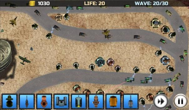 TowerDefense_Tanks screenshot 11