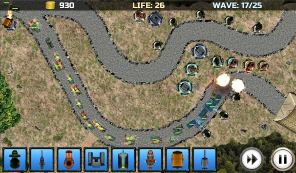 TowerDefense_Tanks screenshot 13