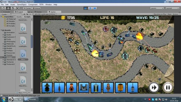 TowerDefense_Tanks screenshot 22