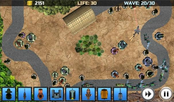 TowerDefense_Tanks screenshot 2