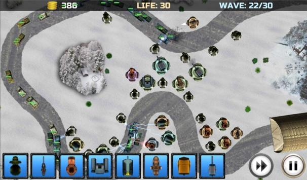 TowerDefense_Tanks screenshot 3