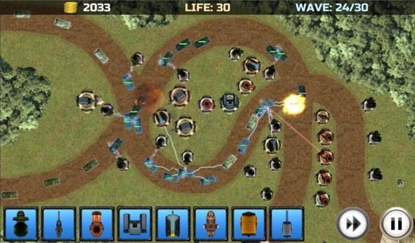 TowerDefense_Tanks screenshot 5