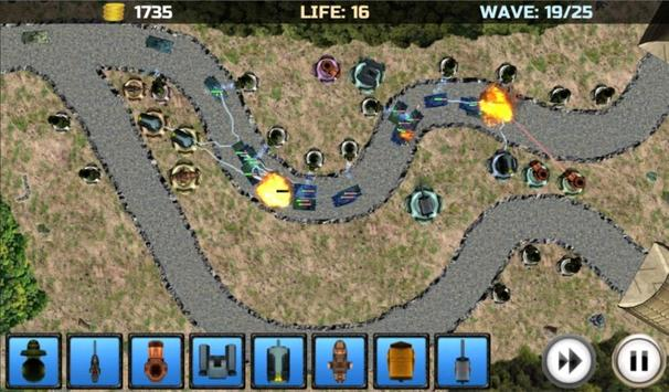 TowerDefense_Tanks screenshot 6