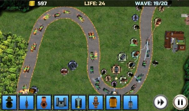 TowerDefense_Tanks screenshot 7