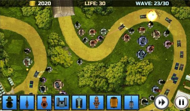 TowerDefense_Tanks screenshot 8
