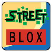 StreetBlox: a puzzle game icon