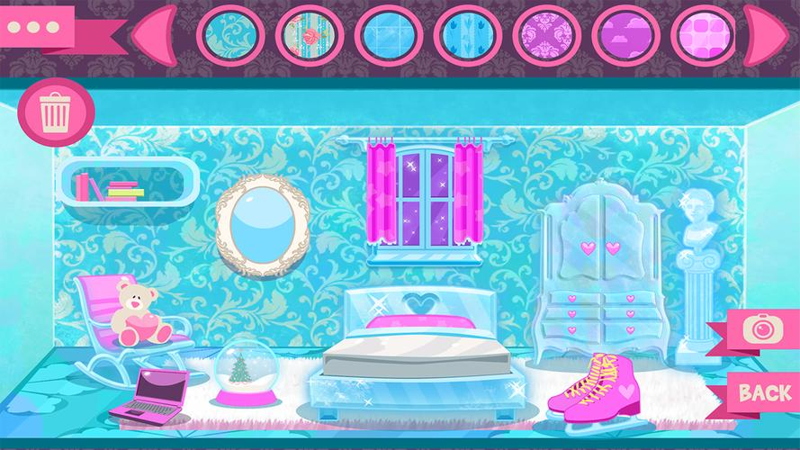 Ice Castle Princess Doll House Apk Download Free Casual Game For Android