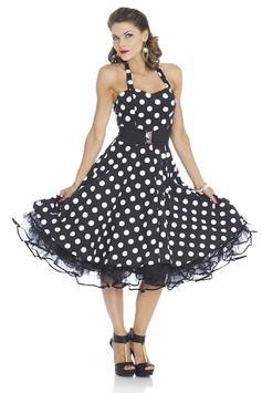 50s Vintage Dresses poster