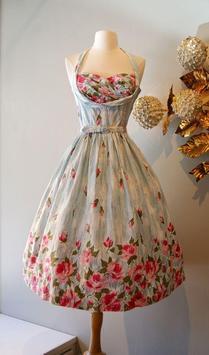 1950s Vintage Dresses poster