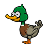 The Brave Duck icon