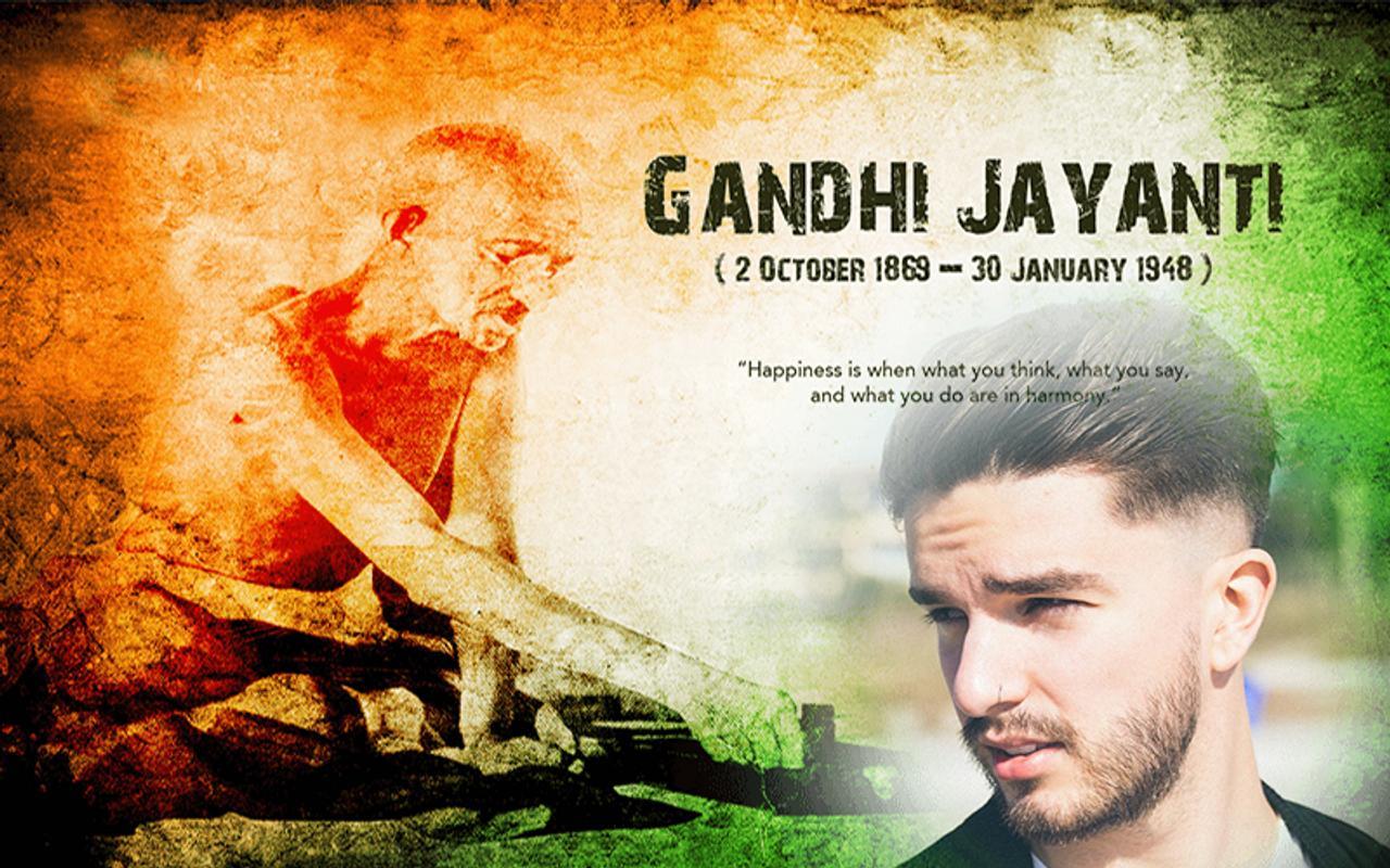 Gandhi Jayanti Photo Frames 2018 For Android Apk Download